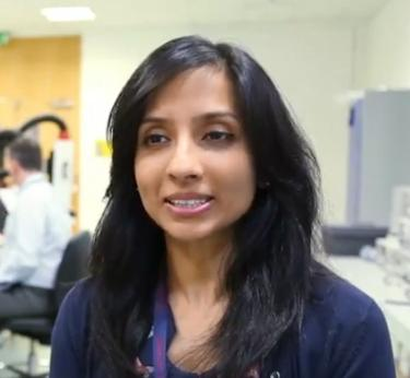 video Emika Sandhiya Principal Microwave Engineer
