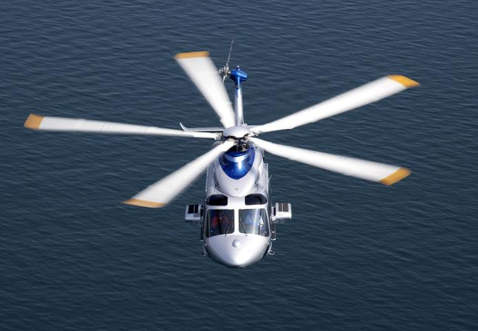AW139 Phase 8 EASA Cert