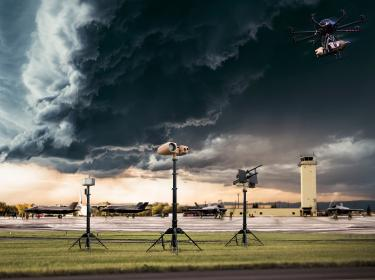 C-UAS deliveries - Air Base Scenario
