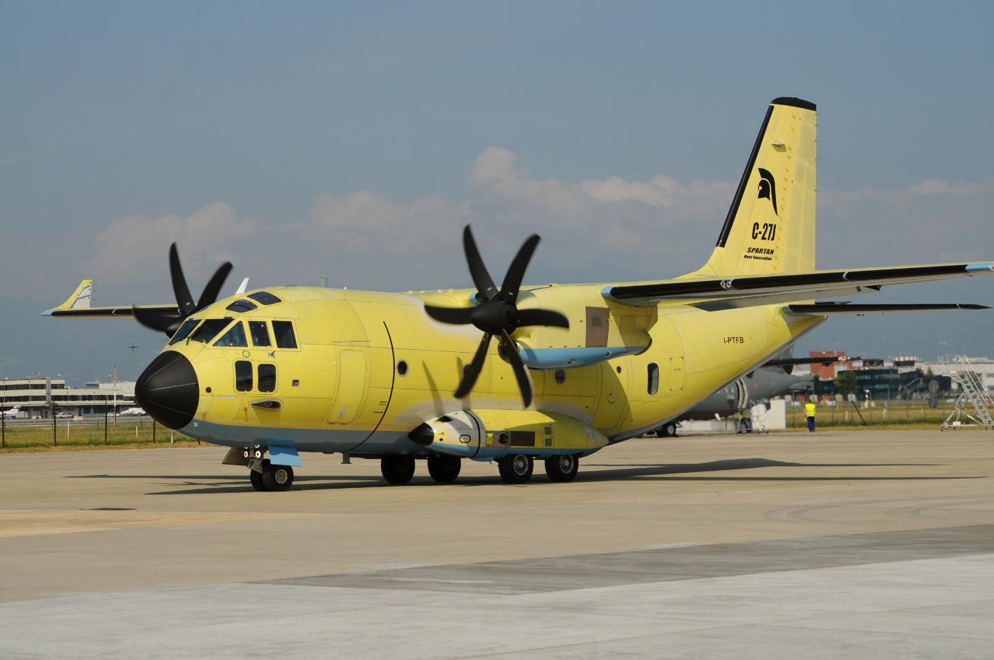 C-27J Spartan Next Generation