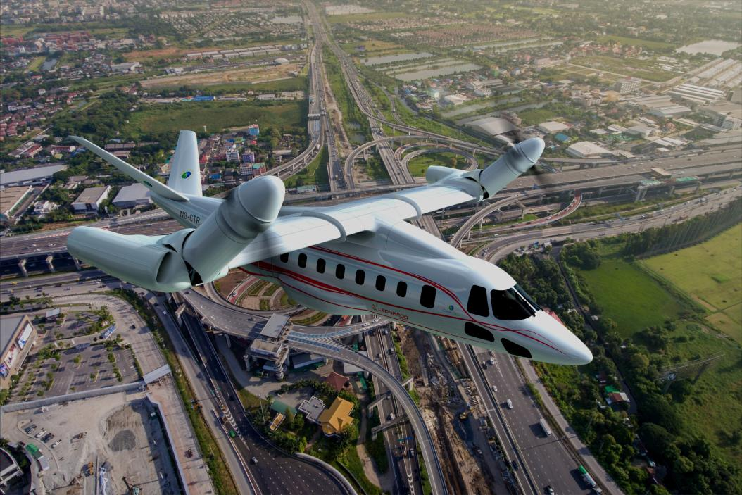 Next Generation Civil Tiltrotor (NGCTR)