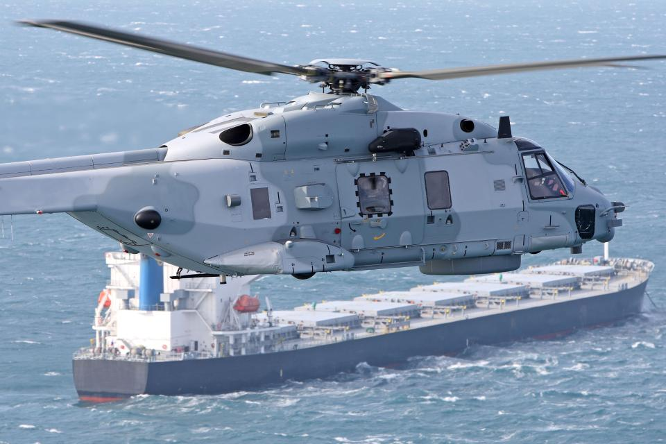NATO Frigate Helicopter (NFH)