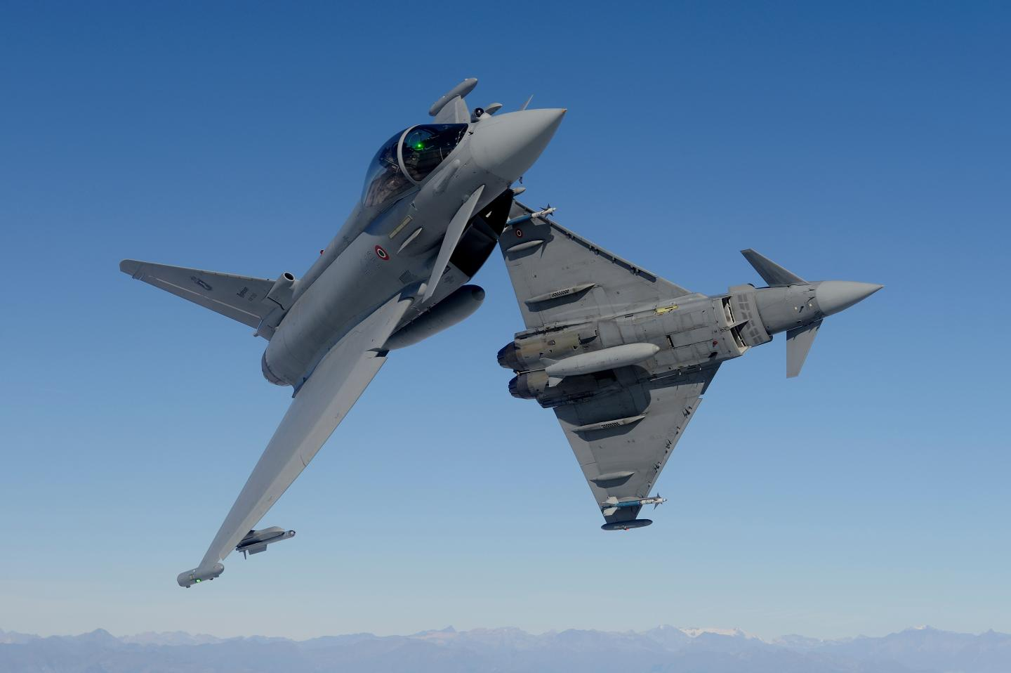 Eurofighter Typhoon EFA