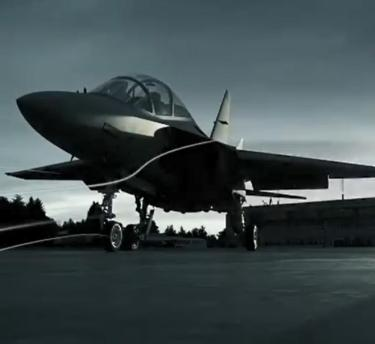 M-346 The ALL-NEW European Advanced Trainer