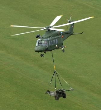 AW139M safety-survivability