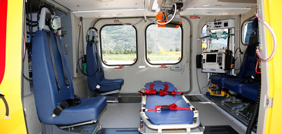 Exceptional cabin flexibility - EMS