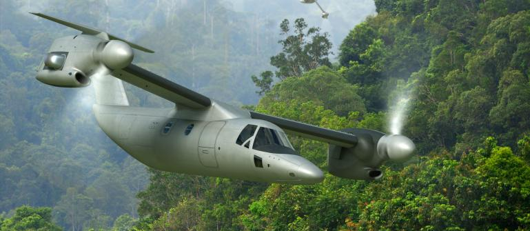 AW609 Mission capability