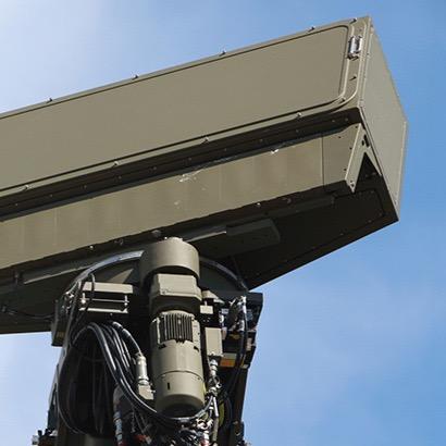 KRONOS LAND - Leonardo - Aerospace, Defence and Security