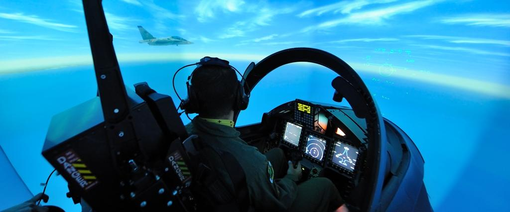 Aircraft Integrated Training System