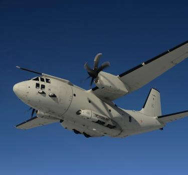 Multimission Transport Aircraft - C-27J_hero banner