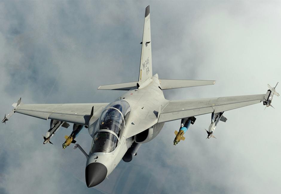 Aermacchi M-346FA: maestro nel multiruolo - Leonardo - Aerospace, Defence  and Security