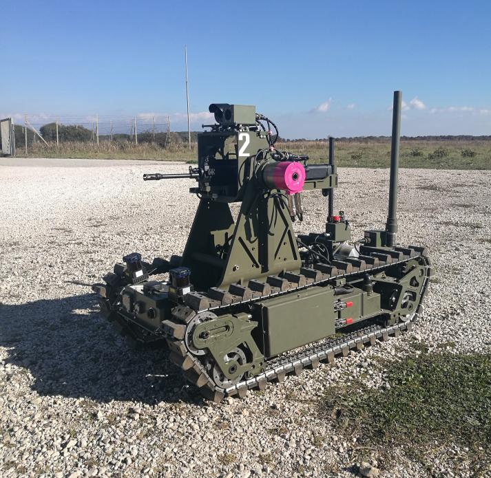 Land Unmanned Systems