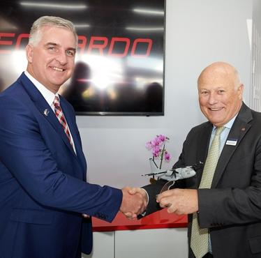Leonardo and Northrop Grumman Australia Sign a Memorandum of Understanding for C-27J Through Life Support in New Zealand