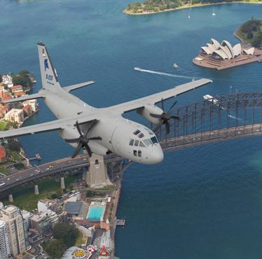 Leonardo attends the Australian International Airshow 2019 in Avalon with leading presence in the country
