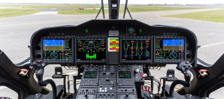 AW149 Outstanding technology