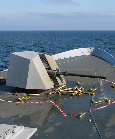 76/62 SUPER RAPID - Leonardo - Aerospace, Defence and Security