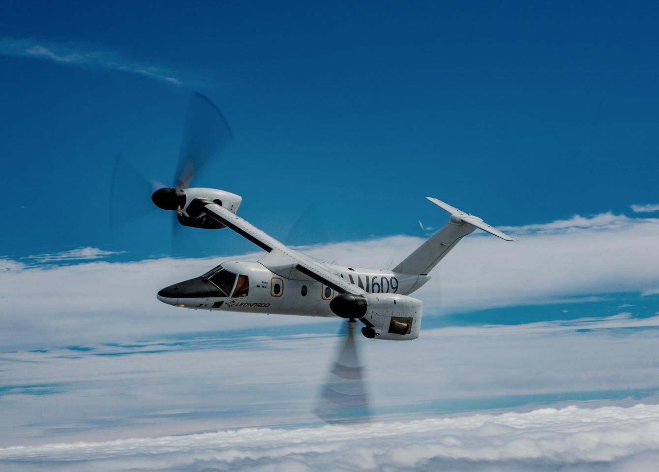 AW609 - Leonardo - Aerospace, Defence and Security