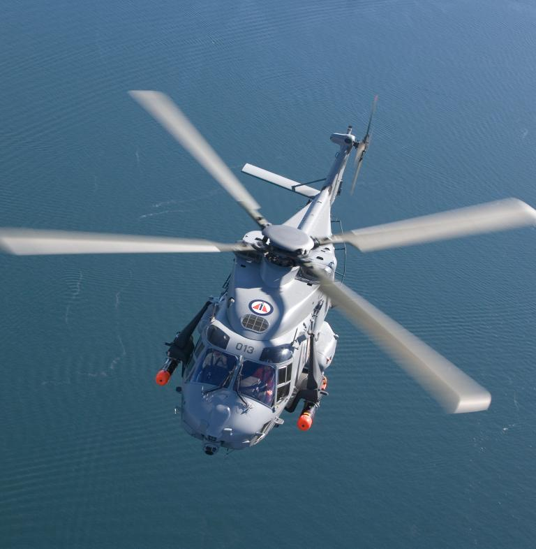 NH90 A common platform for all missions