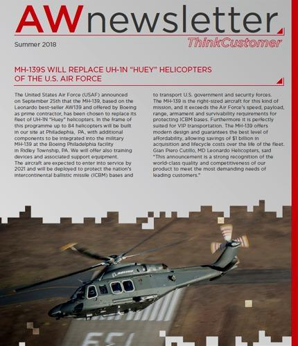 AWnewsletter Summer 2018