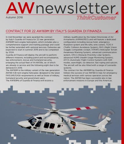 AWnewsletter Autumn 2018