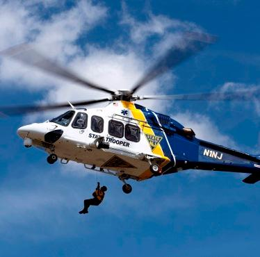 AgustaWestland Priority 1 Air Rescue New Jersey State Police