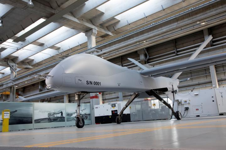 Falco Xplorer Leonardo Aerospace Defence And Security