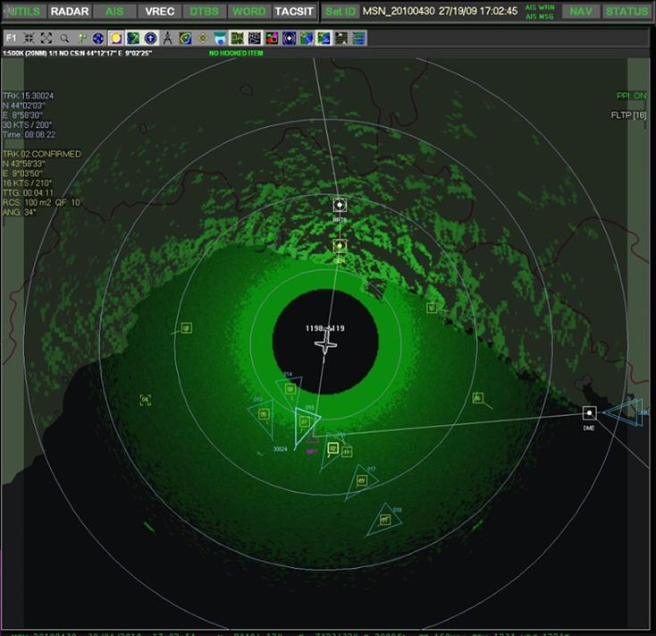 Radar, EO and IR sensor systems