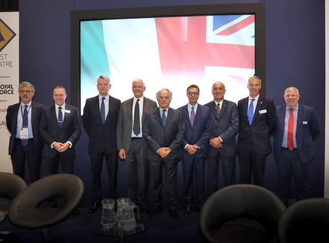 UK and Italian industry to partner on Tempest