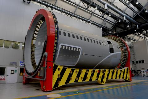 Aerostructures for Boeing 787