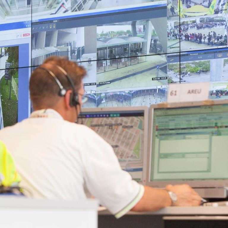 Control Rooms - Leonardo - Aerospace, Defence and Security